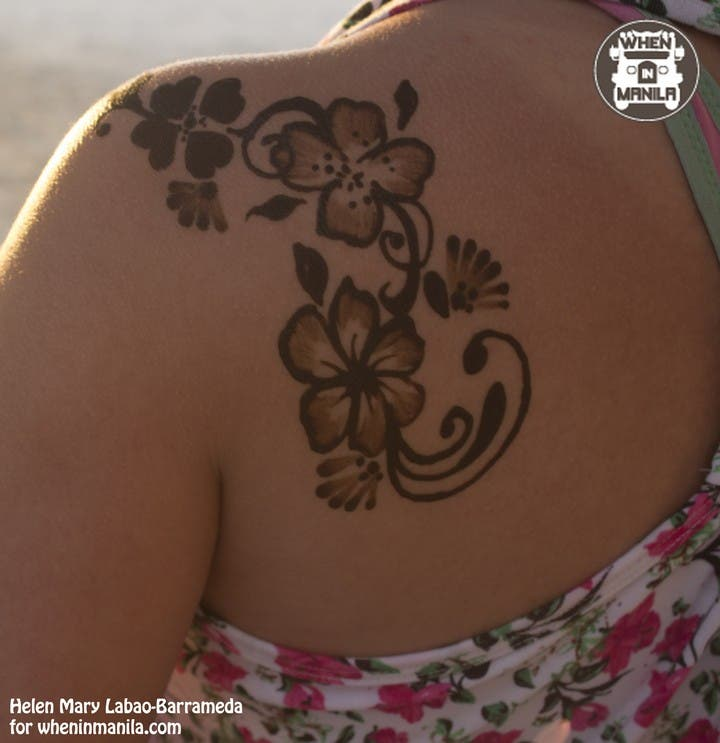 Eternal-Summer-Experience-Aquaria-020-inked-floral-henna