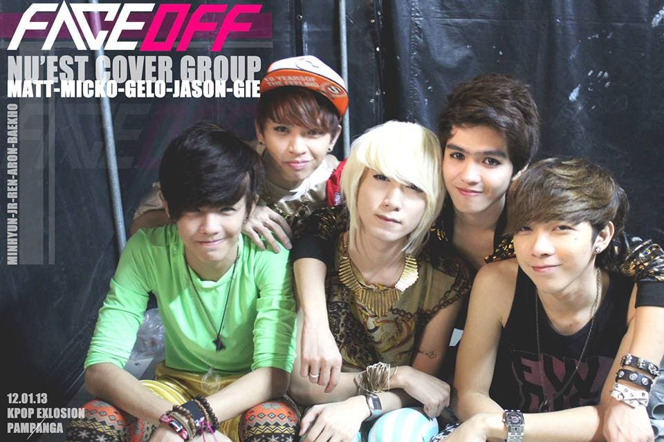 7 Talented Filipino Groups That Cover Korean Male Idols - Page 2 of