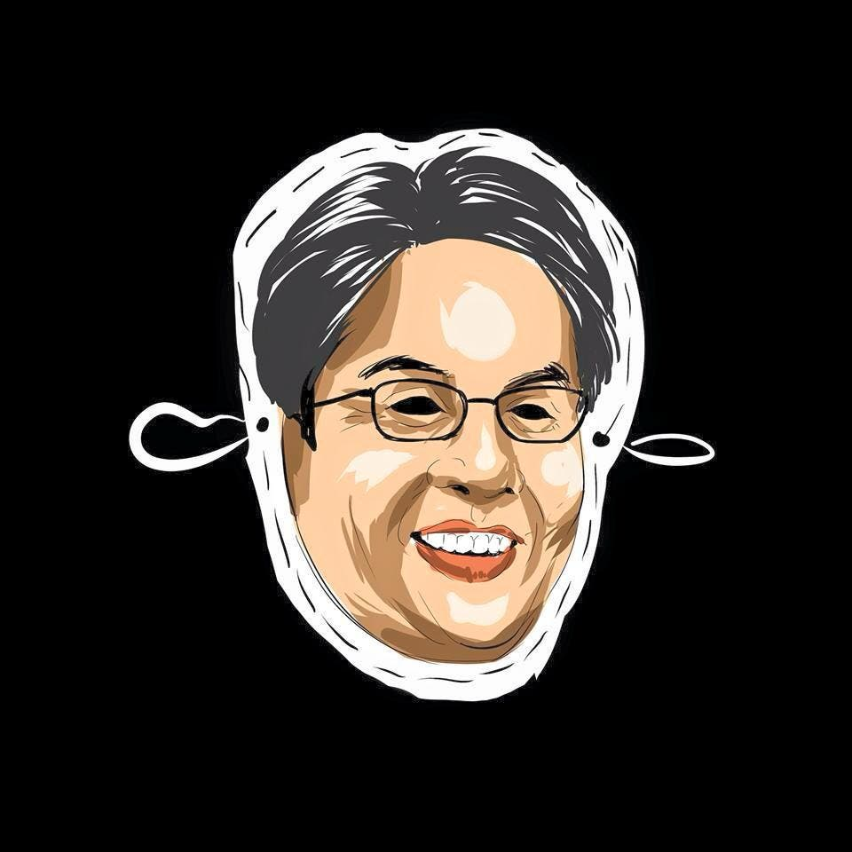 LOOK College Newspaper Releases Halloween Masks Featuring Controversial Filipinos 10