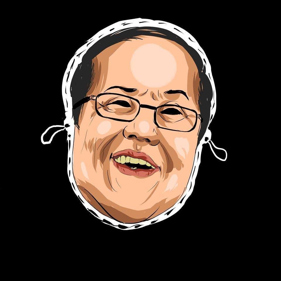 LOOK College Newspaper Releases Halloween Masks Featuring Controversial Filipinos