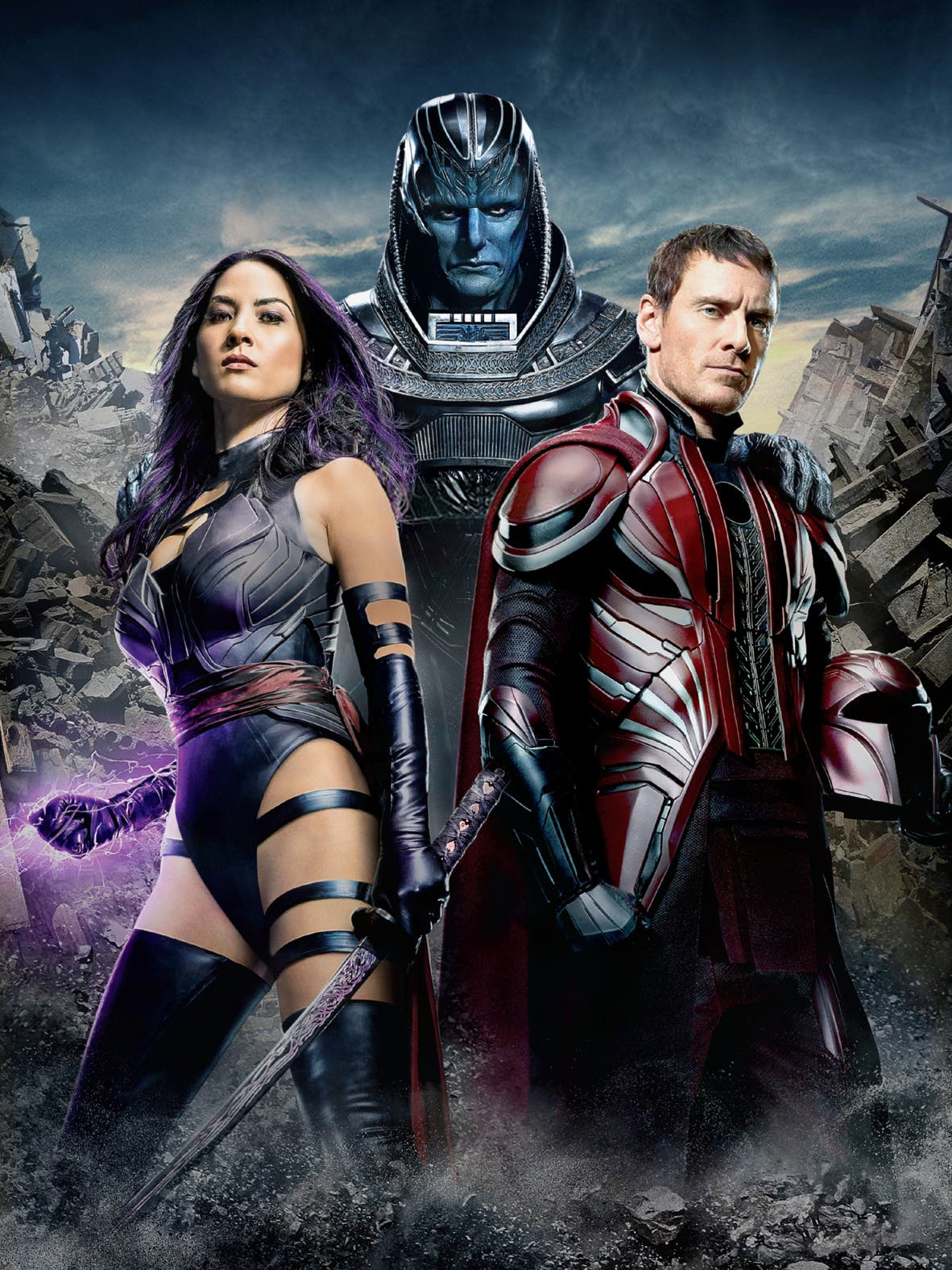 Movies 2016 (03) Xmen apocalypse