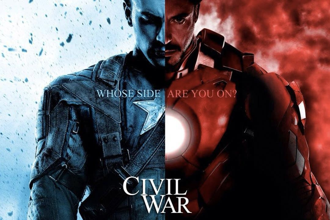 Movies 2016 Captain America