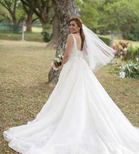 IN PHOTOS: Nikki Gil and BJ Albert Just Got Married! - When