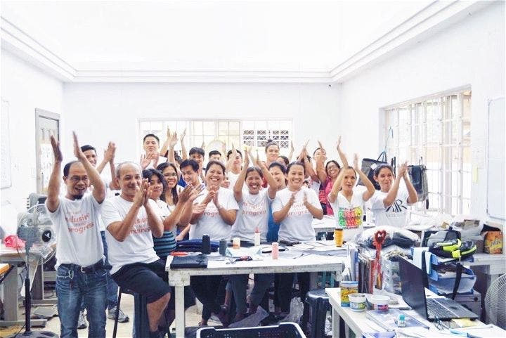 Rags2Riches Inc. A Filipino Social Enterprise Wins Eileen Fisher New York Grant