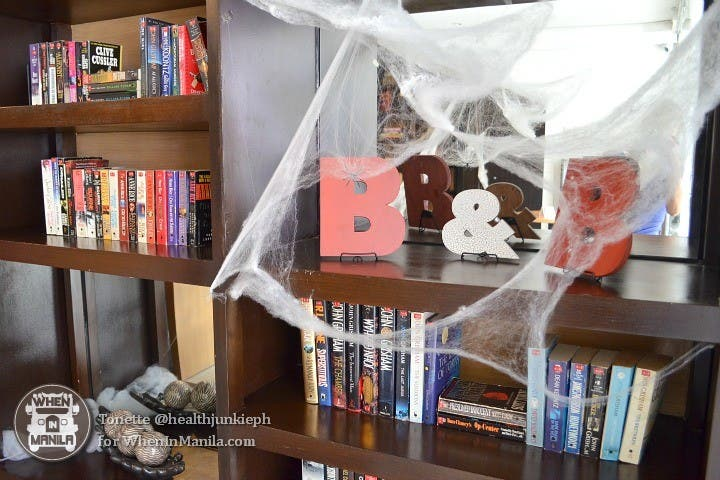Read, Sip, and Dine at Book and Borders Cafe 15
