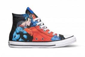 Converse Chuck Taylor All Star DC Comics sneakers superman