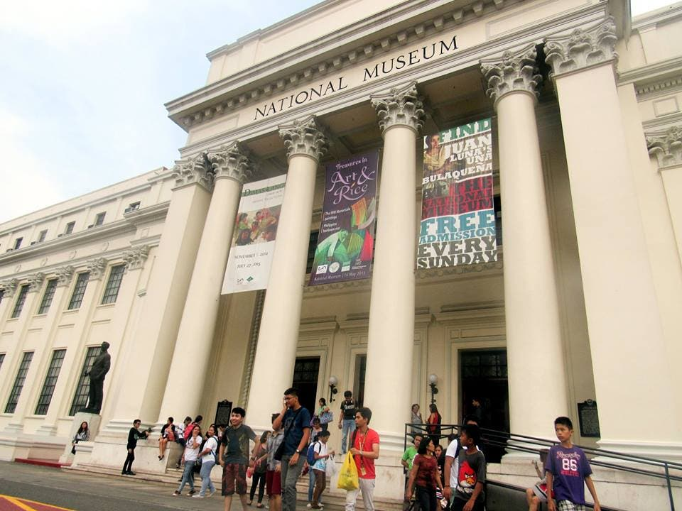 Visit the National Museum For Free During APEC Week