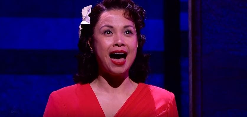 WATCH Lea Salonga Performs Solo From New Broadway Show Allegiance