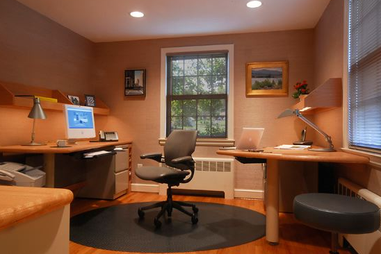 Work at home space peg