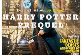 Fantastic Beasts and Where to Find Them: See Eddie Redmayne as Newt Scamander