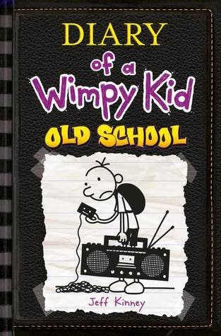 Diary of A Wimpy Kid: Old School Is Out NOW