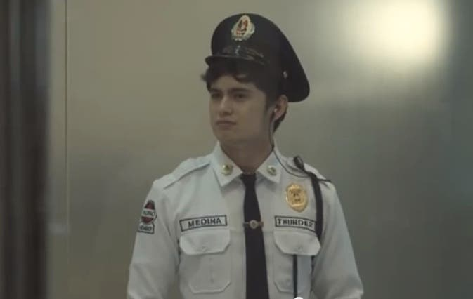 james reid security guard