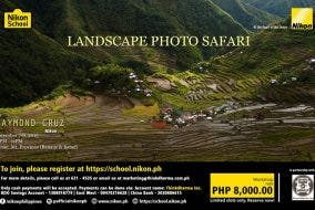 nikon school batad shoot