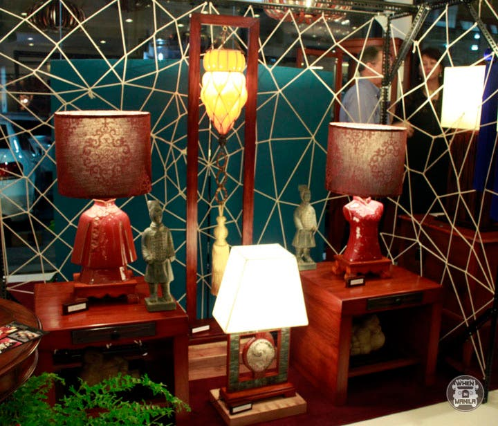 nix designs first lamps