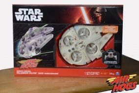 geek ph air hogs millennium falcon star wars toy