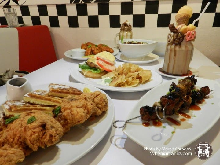 Diner on 16th is the newest addition to #KapitolyoEats