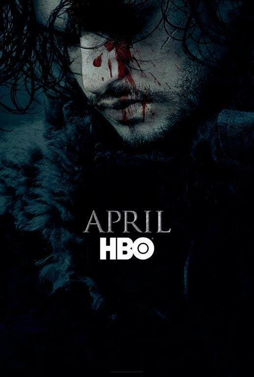 Game of Thrones Releases First Teaser Trailer for Season 6 Jon Snow Kit Harrington HBO
