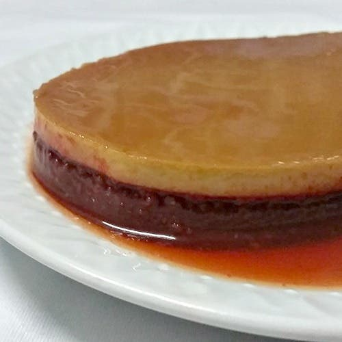 Twisted Flan