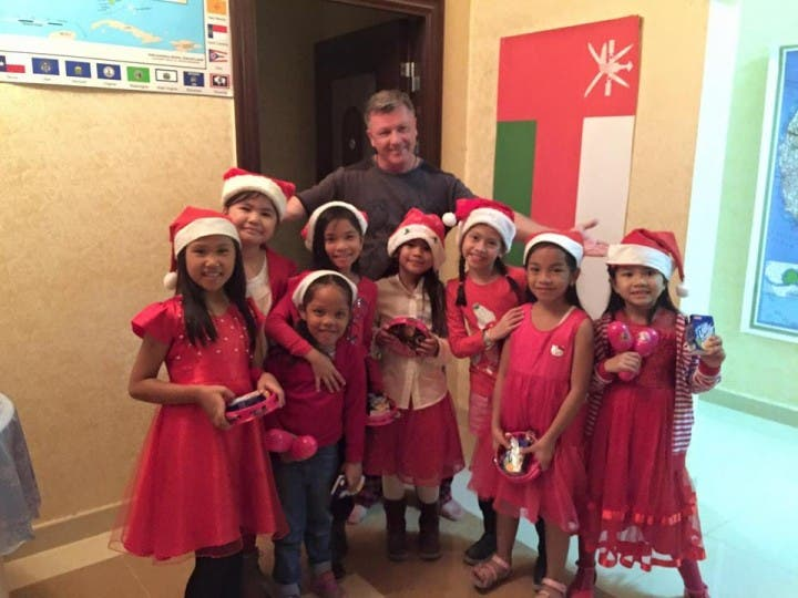 #THROWBACK: Christmas Caroling in the Middle East