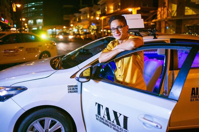 AXN Cash Cab Asia Cash Cab Philippines Ryan Agoncillo