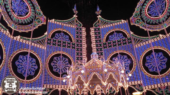 Christmas Wonderland Gardens by the Bay Singapore