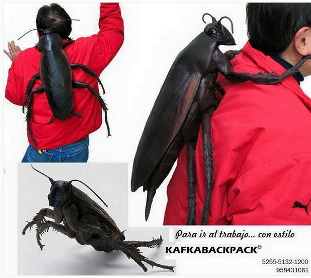 Cockroach Backpack (01)