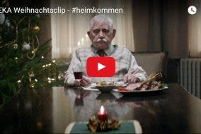 Edeka WATCH: Emotional German Ad Shows Us the Real Meaning of Christmas