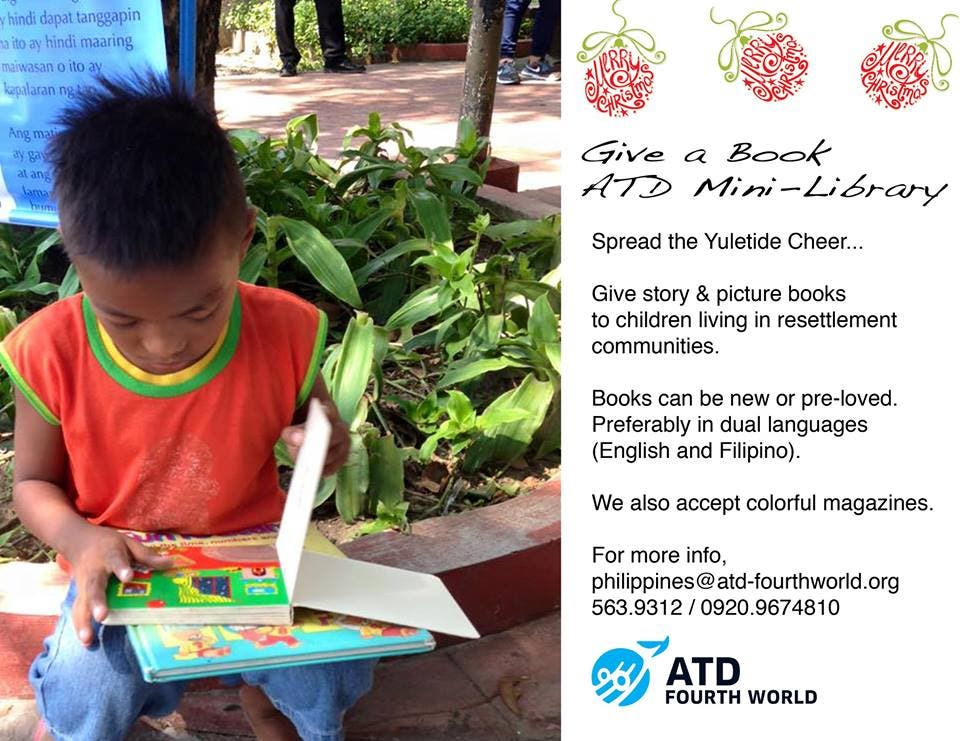 Give a Book ATD Mini Library