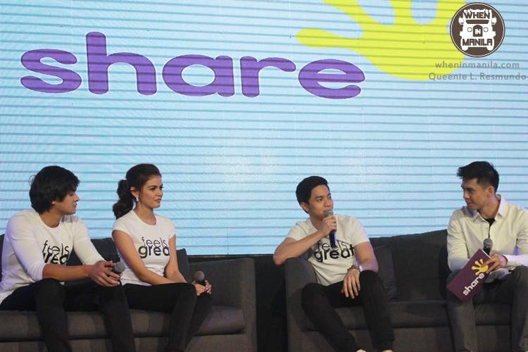 Alden, Matteo and Other Stars Support Boardwalk's SHARE Advocacy