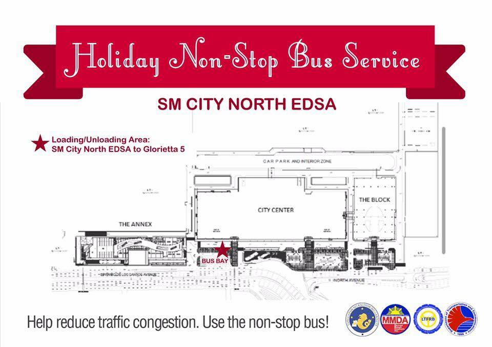 LOOK MMDA Shares Holiday Non-Stop Bus Service Schedule 3