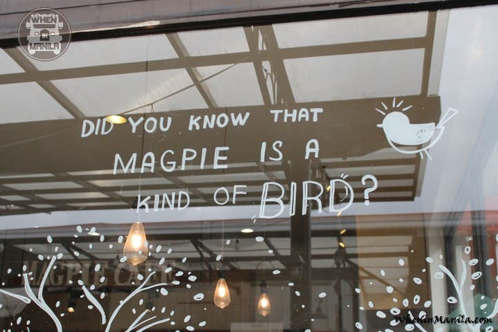 Magpie Cafe 1