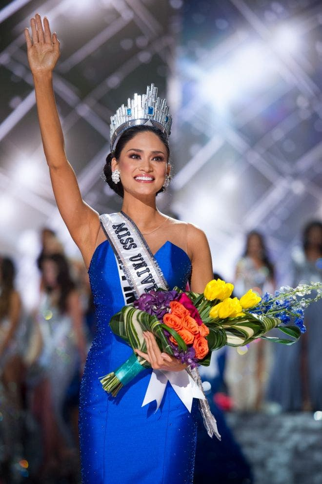 Miss Universe 2015 Pia