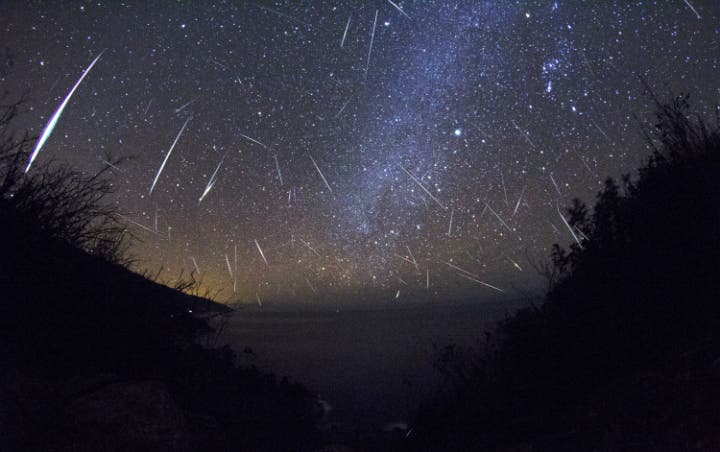 PAGASA You Can See an Average of 40 Falling Stars This Month