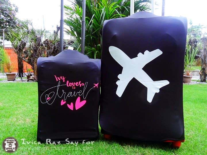 Suit Up PH Luggage Covers 5