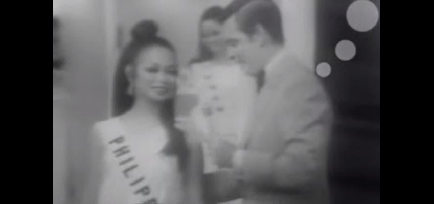 THROWBACK This is How Gloria Diaz Slayed the Miss Universe Pageant in 1969