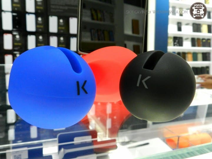 Create your own gadget case with The Kase