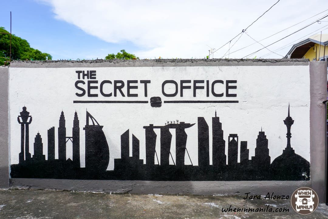 the secret office