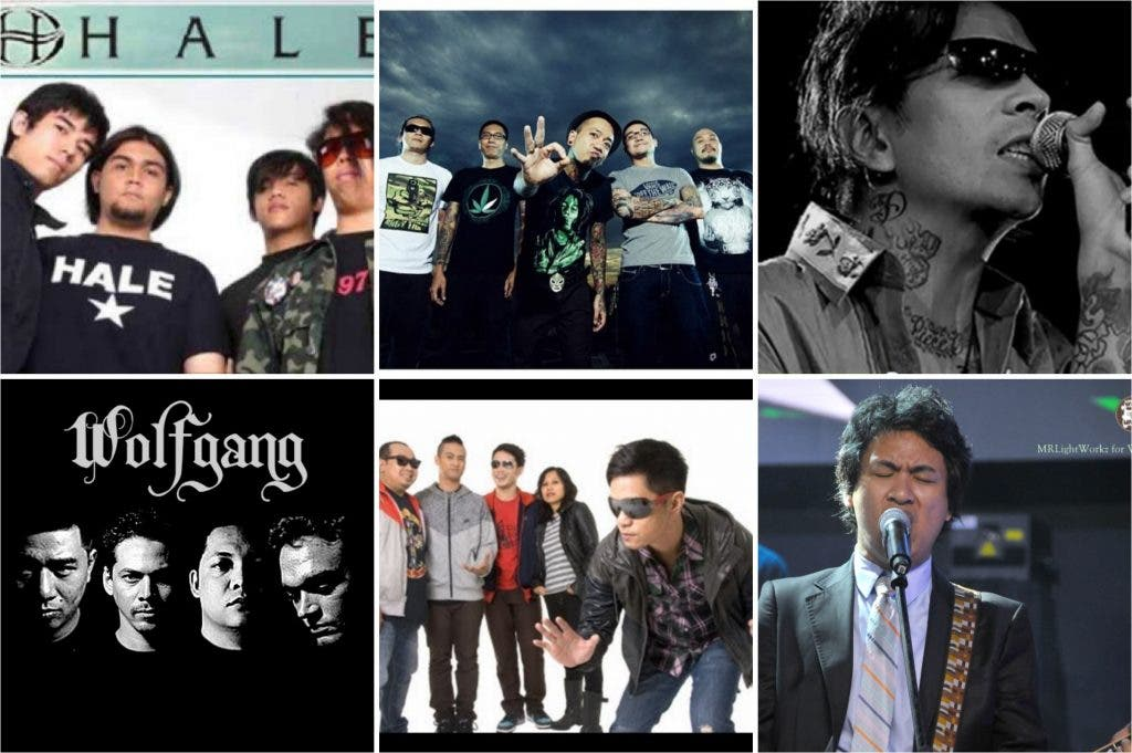 Filipino Alternative rock bands of the 90s