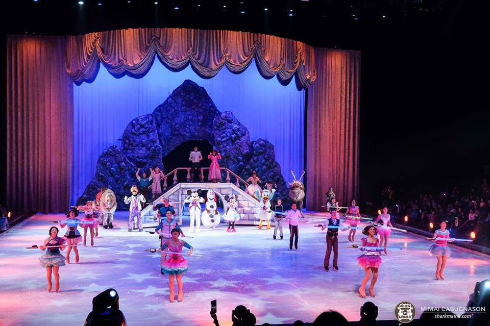 Disney On Ice: A Magical Ice Festival with Disney's Most Beloved Characters