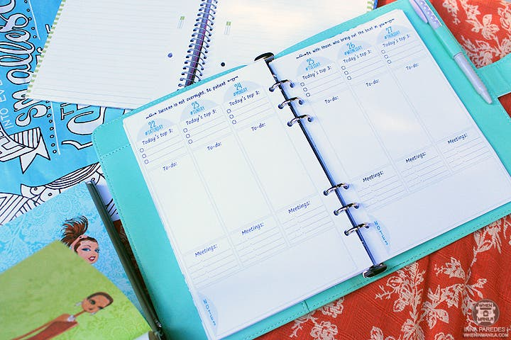 5 Reasons why you should own a daily planner feat bliss planner (3)