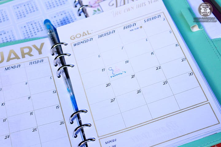 5 Reasons why you should own a daily planner feat bliss planner (6)