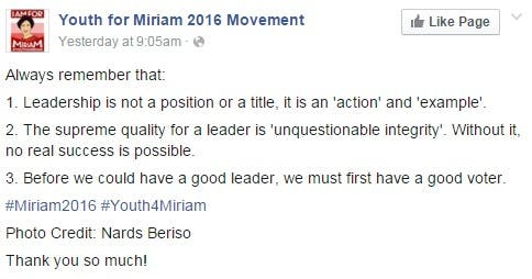 Be Like Miriam (2)