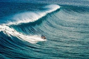 "DC Shoes ""Pipe Dream"" Movie on First Person to Surf Across Ocean on Dirtbike Wins Gold ISPO Award"