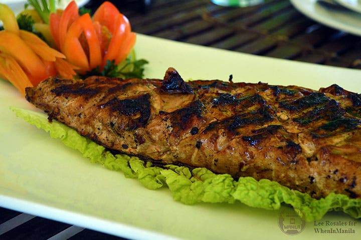 Davao - Grilled Tuna