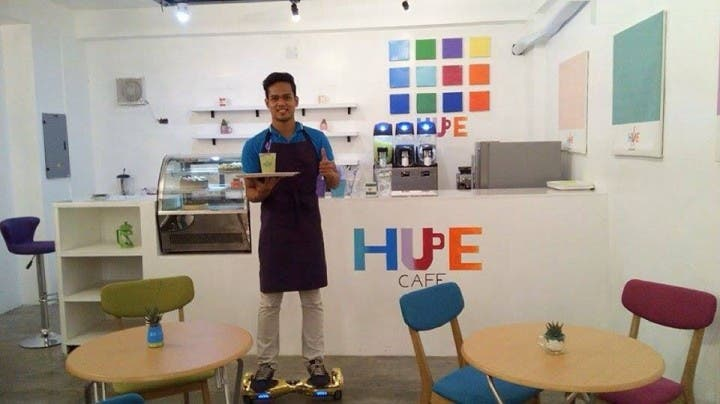 Hue Cafe The Color Themed Cafe in Maginhawa Street, Quezon City-15