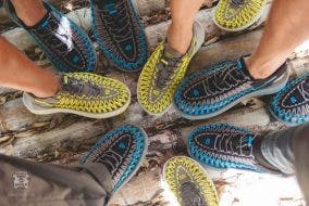 Keen Uneek Sandals Step Into A Year of Adventures: A Bucket List for 2016