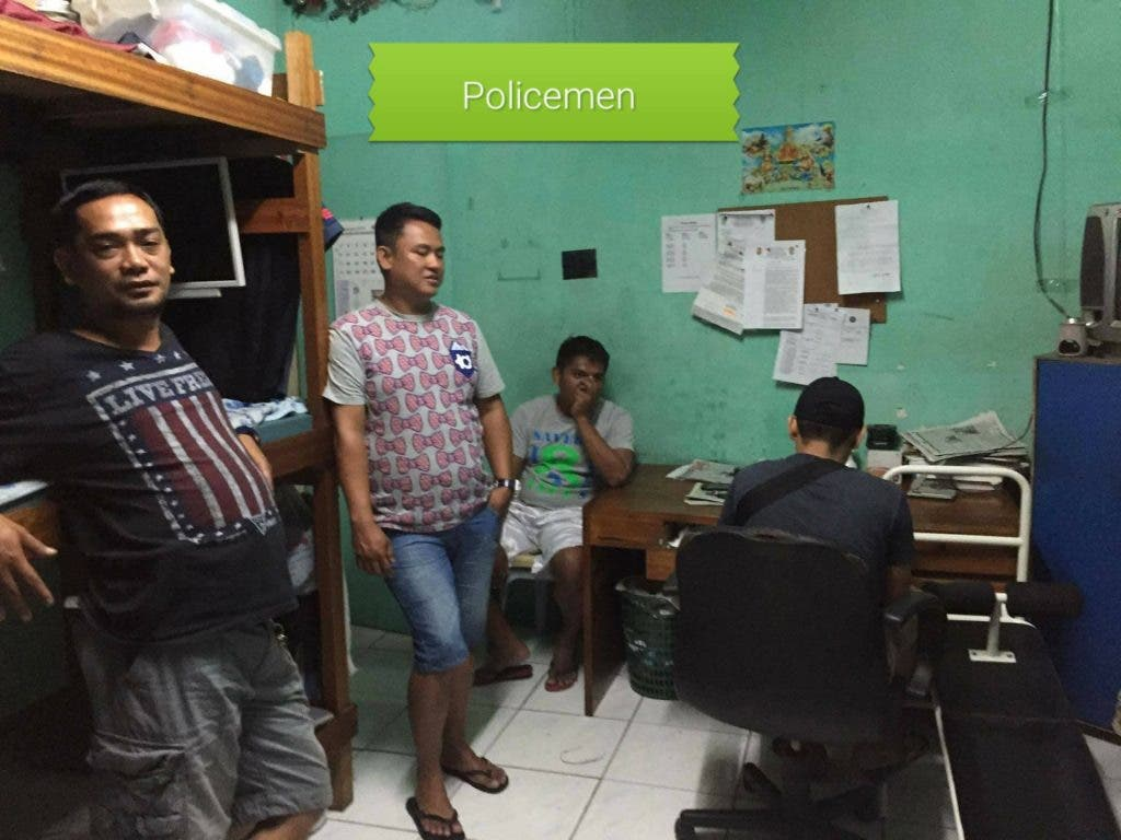 Police Officers Tomas Morato (2)