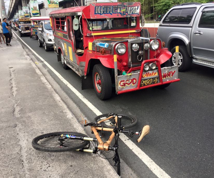Howie Severino Accident