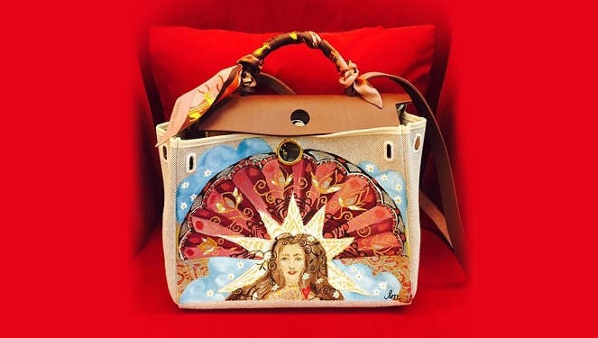 This is How Much Heart Evangelista Charges For Her to Paint Your Hermes Bag