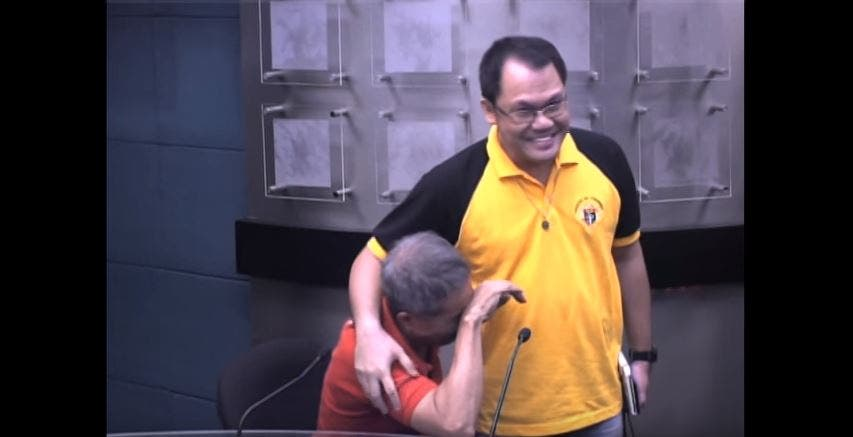 WATCH Kind Taxi Driver Reunites With Passenger Who Made Him Go Viral